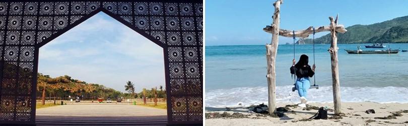 Tour Hari Pertama Paket Honeymoon Lombok 3 hari 2 malam