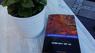 """O zakamarkach naszego umysłu, czyli recenzja książki """"Domem nocy jest las"""" - A. J. Stopa. Przedpremierowo!"""