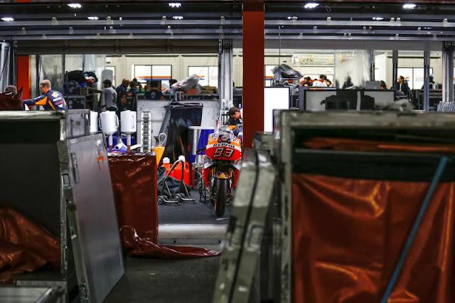 Repotnya Pengiriman Motor MotoGP! Lintas Negara, Lintas Benua