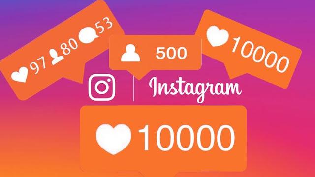instagram takipçi hilesi, instagram beğeni hilesi, instagram video izletme hilesi