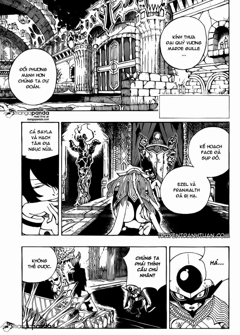 Fairy Tail chap 382 trang 4