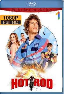 Flipado sobre ruedas (Hot Rod) (2007) [1080p BRrip] [Latino-Inglés] [LaPipiotaHD]