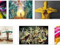 10 Contoh Seni Rupa 3 Dimensi dan 2 Dimensi Dengan Penjelasan Lengkap