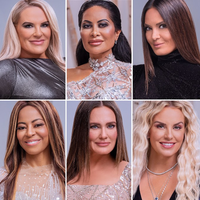 Meet The Cast Of Bravo's New Series The Real Housewives Of Salt Lake City!