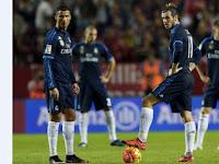 [Bola] Dikalahkan Sevilla, Real Madrid Hilang Kendali