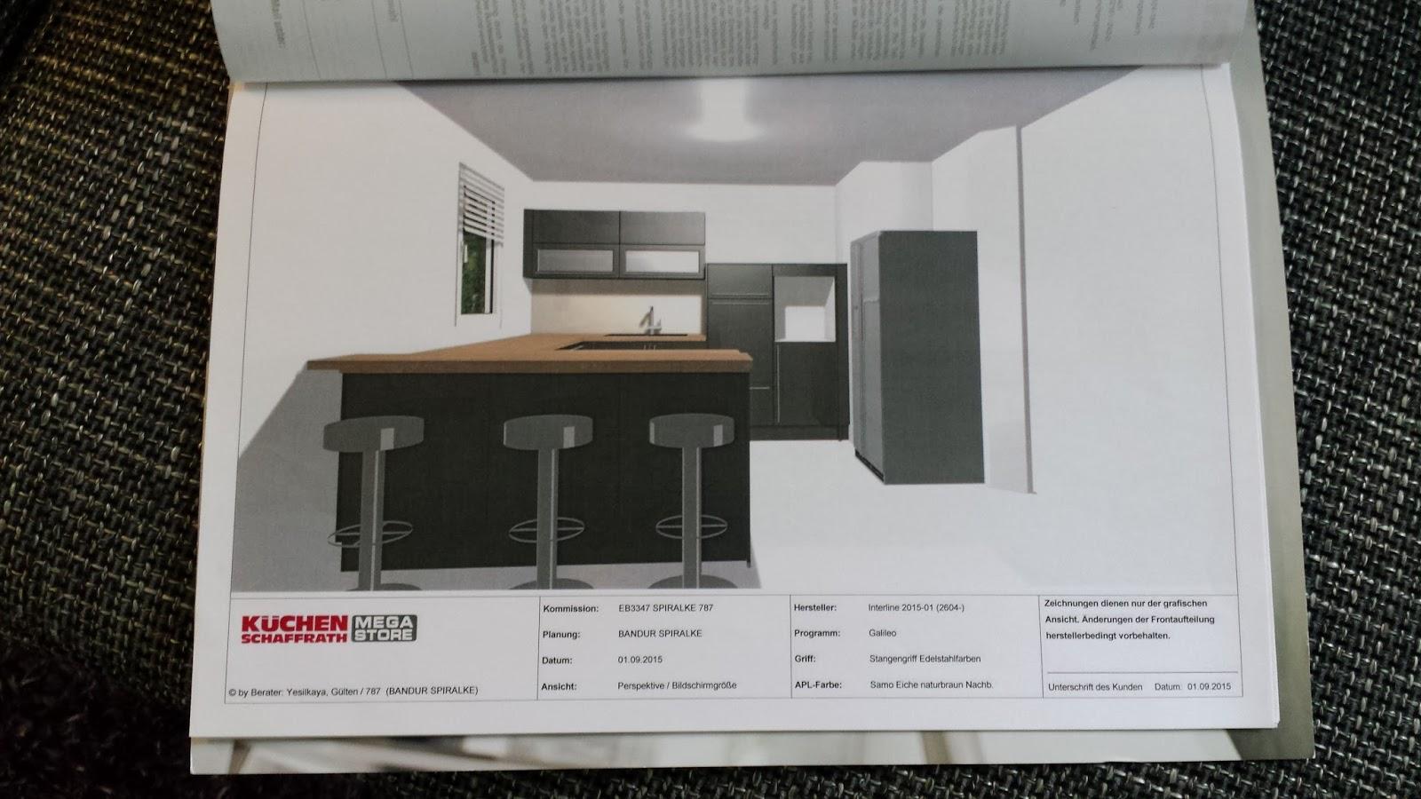 Unser Projekt Eigenheim Kuchenkauf