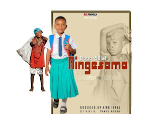 DOWNLOAD AUDIO | Dogo Sillah - Ningesoma mp3
