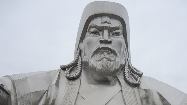 Researchers confirm site of Genghis Khan's winter camp