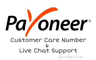 Payoneer Customer Care number Live Chat Support