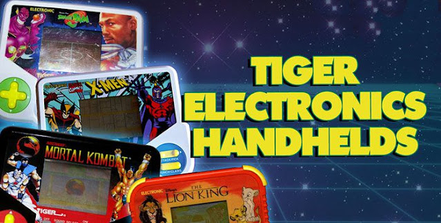 50IN1 TIGER ELECTRONICS HANDHELDS COLLECTION