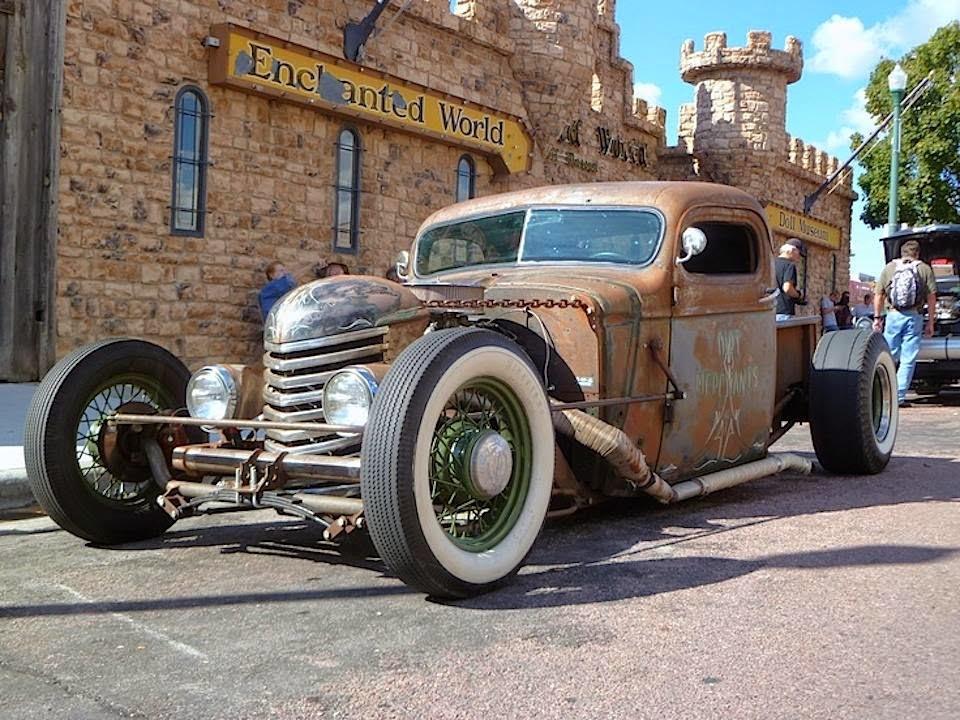 rat rod cars best - photo #40