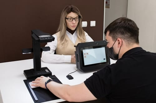 Personnel robots reduce routine work in Russia