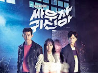 SINOPSIS Let's Fight Ghost Episode 1 - 16 END (2016)