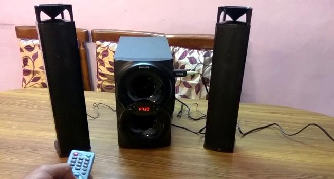 Best 2.1 Multimedia Speaker in India