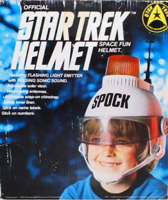 Star Trek Helmet