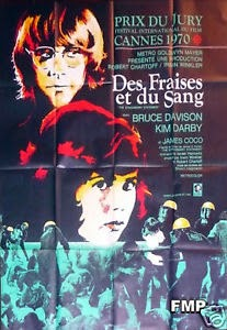 the strawberry statement cannes film festival 1970
