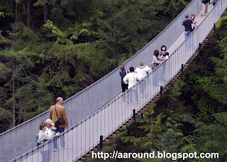 Capilano Suspension Bridge 2