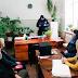 Дільничні офіцери Гребінківського відділу поліції звітували перед старостатами громади