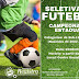 Secretaria de Esportes de Registro-SP fará seletiva anual de jogadores de Futebol