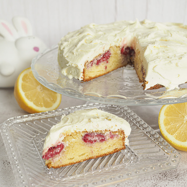Pääsiäisen mehevin kakku