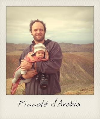 Vacanze a prova di neonato, Fuerteventura
