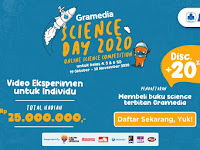 Gramedia Science Day 2020 Online Science Competition
