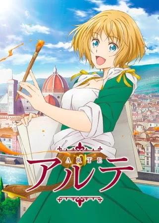 Anunciado anime para el manga Arte de Kei Ohkubo