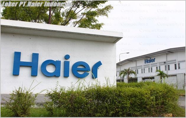 Lowongan Kerja Pabrik Cikarang Pt Haier Electrical Appliances Indonesia Hubungi Kami