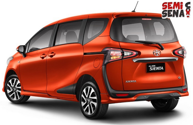 Toyota Sienta Kasih DP Rendah