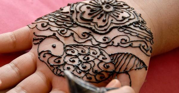 Kumpulan Desain Tato Henna Dan Filosofinya Bergambar Tato