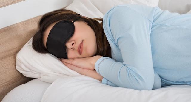 كيف تنام في 5 دقائق