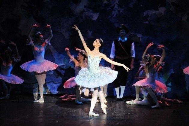 5f9f7252bf E está conseguindo realizar seu grande sonho  tornar-se solista no  verdadeiro templo do balé mundial.
