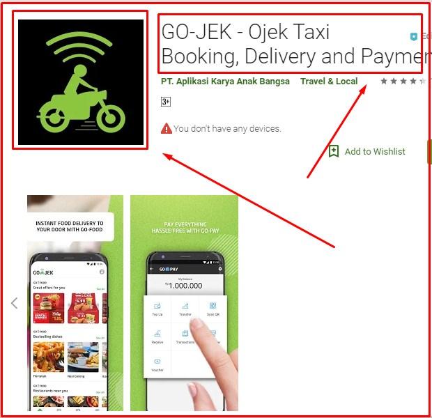 Mengajukan Komplain Pada CS Lewat Aplikasi Gojek