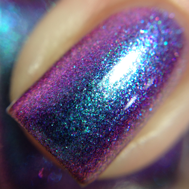 Ethereal Lacquer-Ice Fire