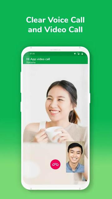 Hi App, Aplikasi Buatan Anak Negeri Pengganti Whatsapp