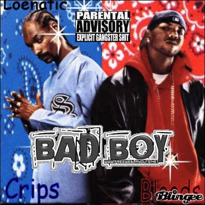 Snoop Dogg Crips & The Game Bloods. #PMRC PunkMetalRap.com