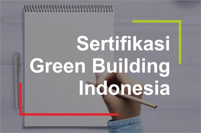 sertifikasi green building indonesia