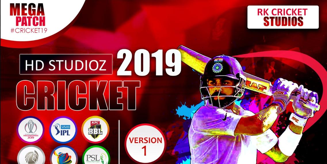 Cricket 19 Hd Studioz Cr19 Mega Patch