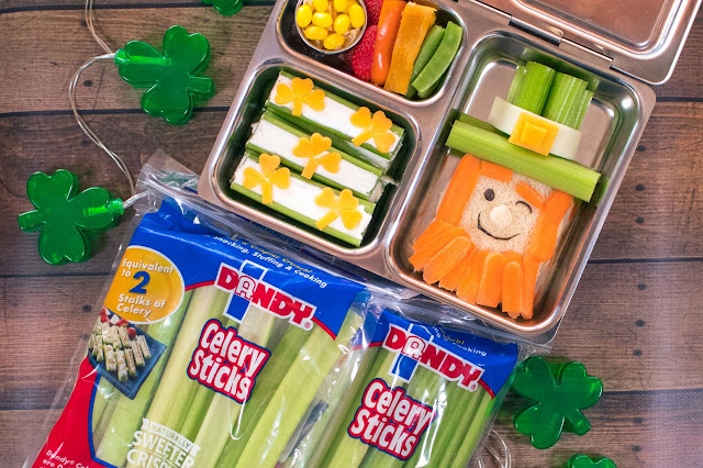How to Make a St. Patrick's Day Lucky Leprechaun Lunch