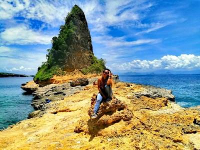 Keindahan Pantai Tanjung Bloam Lombok Timur , Lokasi, HTM dan Rute Untuk Ke Pantai Tanjung Bloam