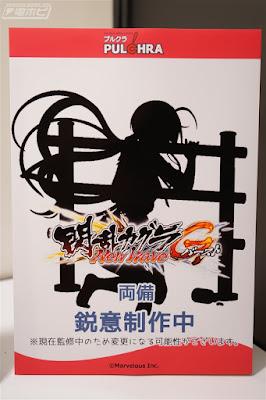 Senran Kagura NewWave G-Burst – Ryoubi & Yumi