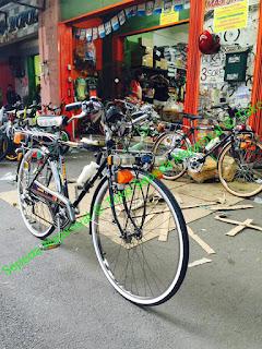 Sepeda Touring Vintage DEKI Tsubaki Japan NOS Majuroyal 2