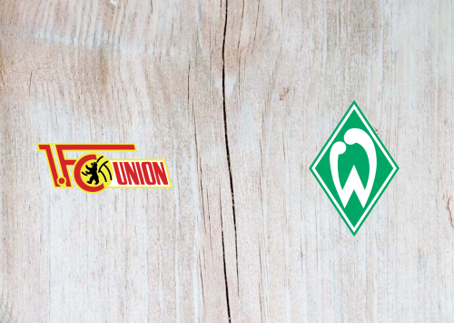 Union Berlin vs Werder Bremen -Highlights 24 April 2021