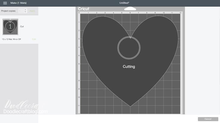 Doodlecraft Valentine Heart Shaped Paper Envelope Diy