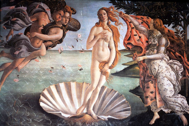 Fracasos artísticos Botticelli