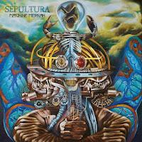 Sepultura - Machine Messiah recenzja