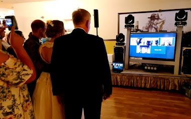 Goście online brali udział w weselu