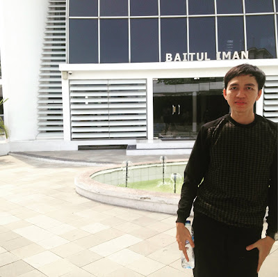 Masjid Baitul Iman Kota Tua Jakarta
