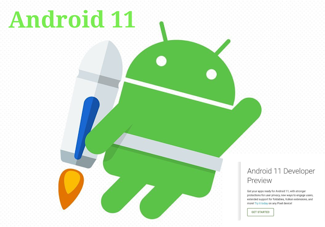 Android 11 Bakal meluncur dan mempunyai fitur ' Share to Print'