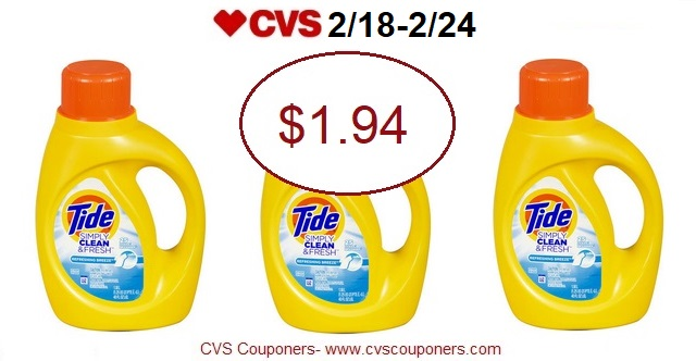 http://www.cvscouponers.com/2018/02/hot-pay-194-for-tide-simply-laundry.html